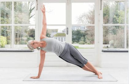 como bajar de peso personas mayores