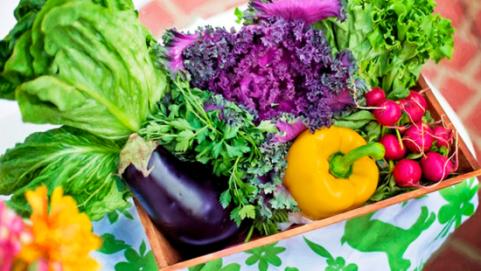 El efecto en la piel se debe a los carotenoides, los pigmentos que contienen muchos vegetales