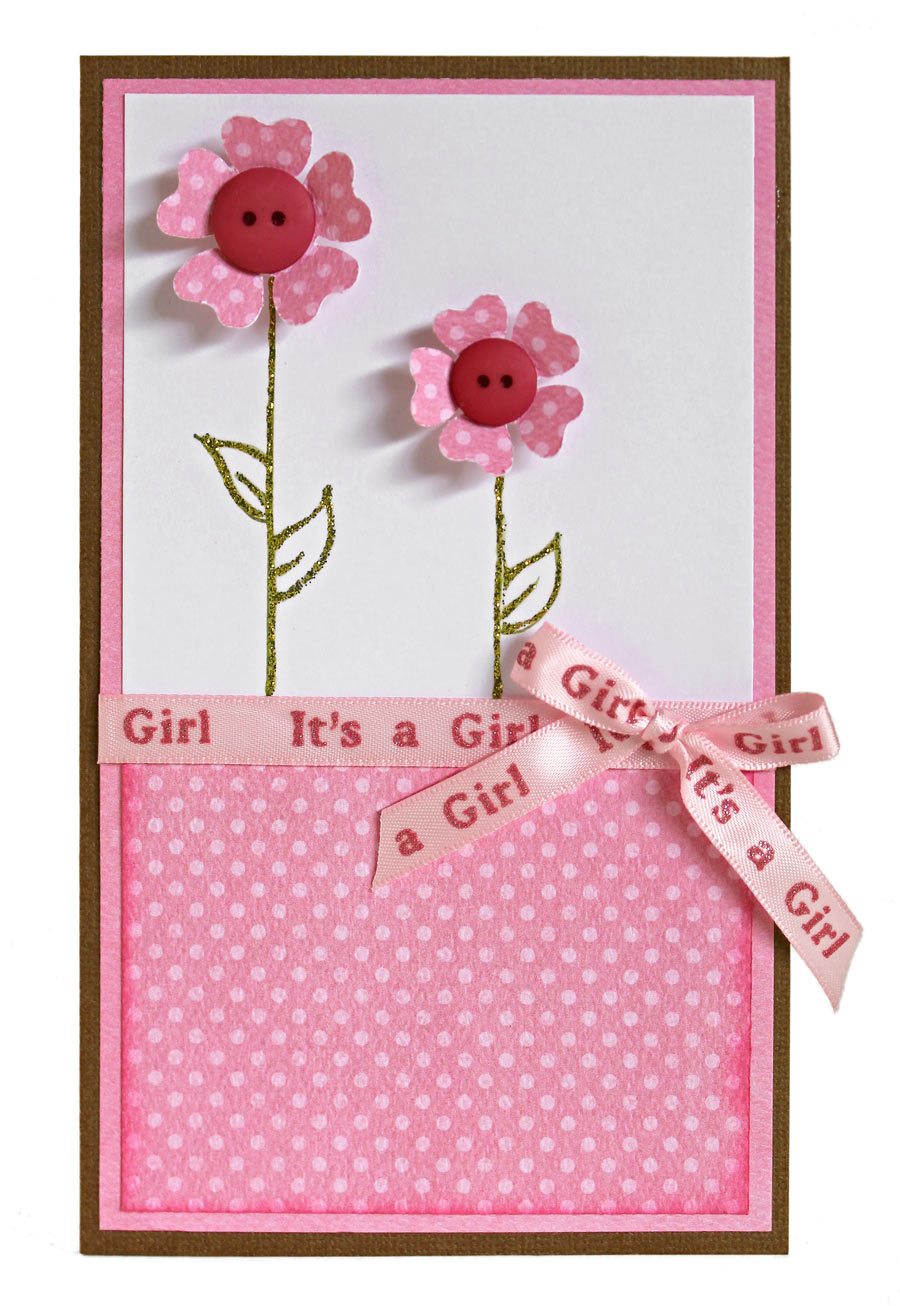 Creative Baby Shower Cards