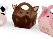 Farm Animal Boxes - Pazzles Craft Room