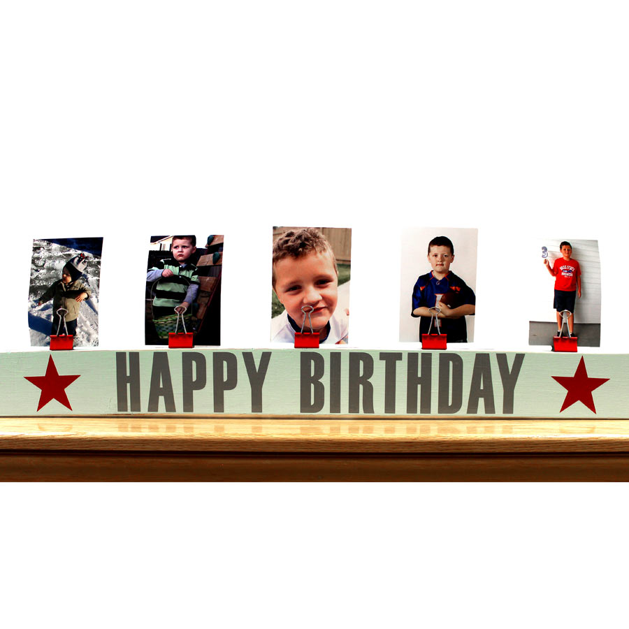 Happy Birthday Wood Sign  Pazzles Craft Room