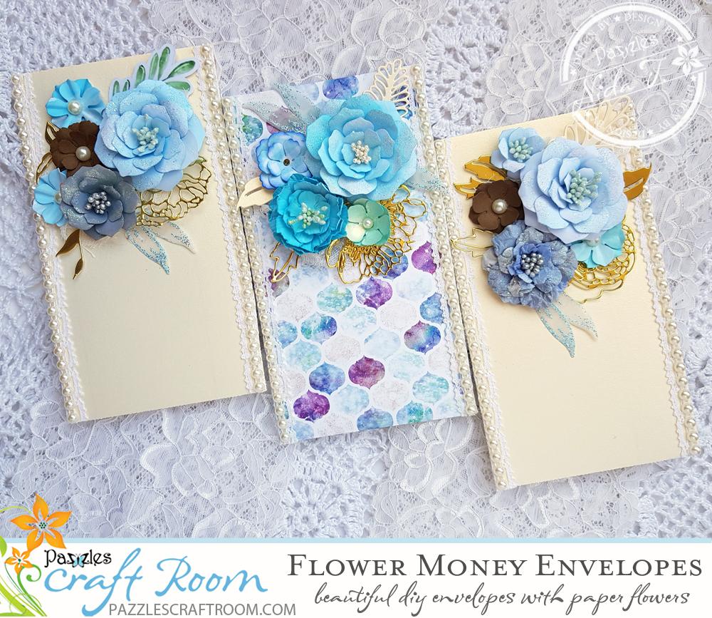 money envelope pazzles craft