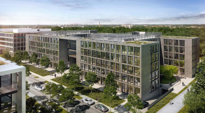 Bema Gruppe Aiport City Düsseldorf, Copyright Konzept3D, Wismar