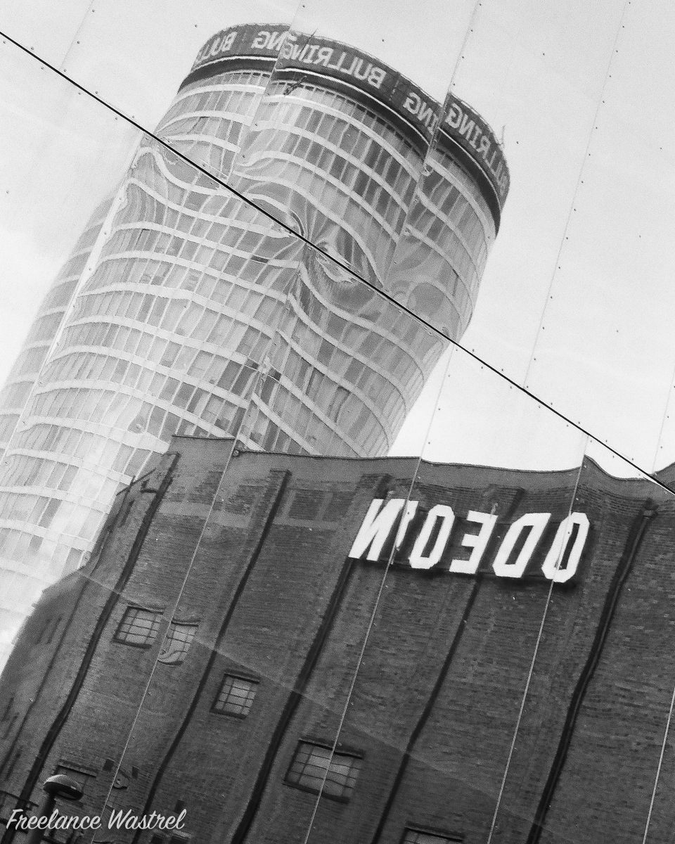 Birmingham reflection, December 2017