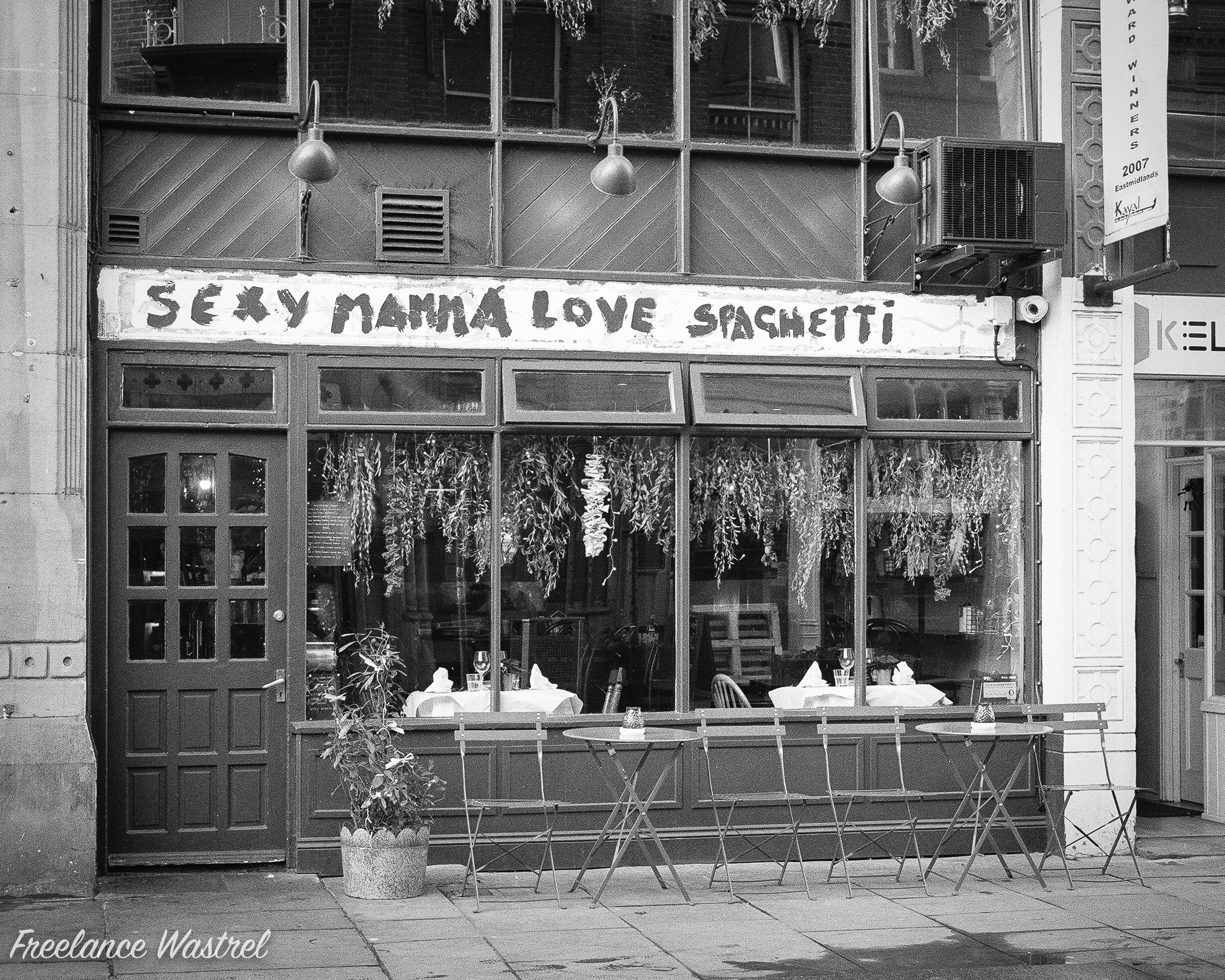 Sexy Mamma Love Spaghetti, Nottingham, December 2017