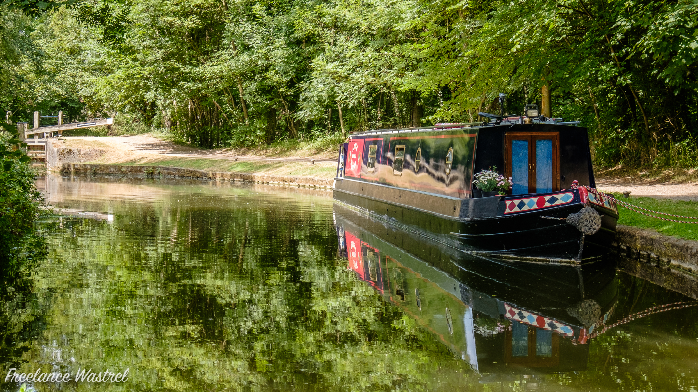 57ft narrow boat 'Little Mester'