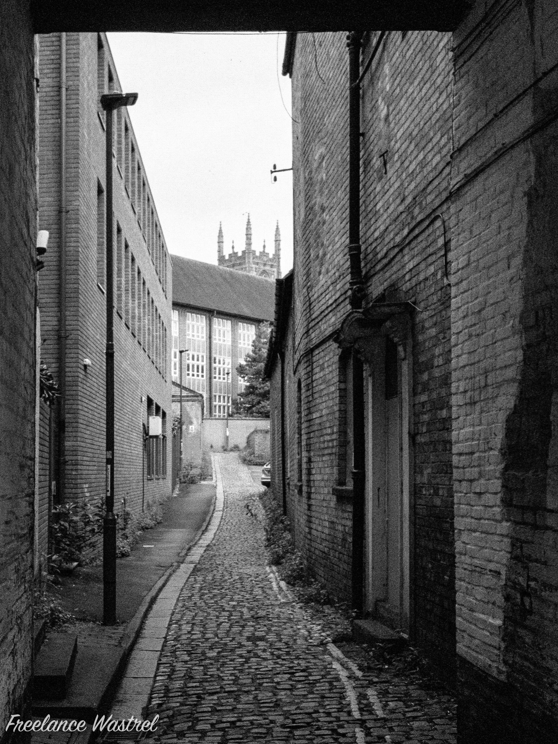 Alleyway, Derby