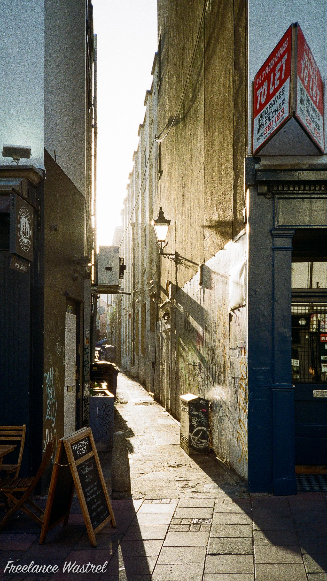 Alleyway, Brighton
