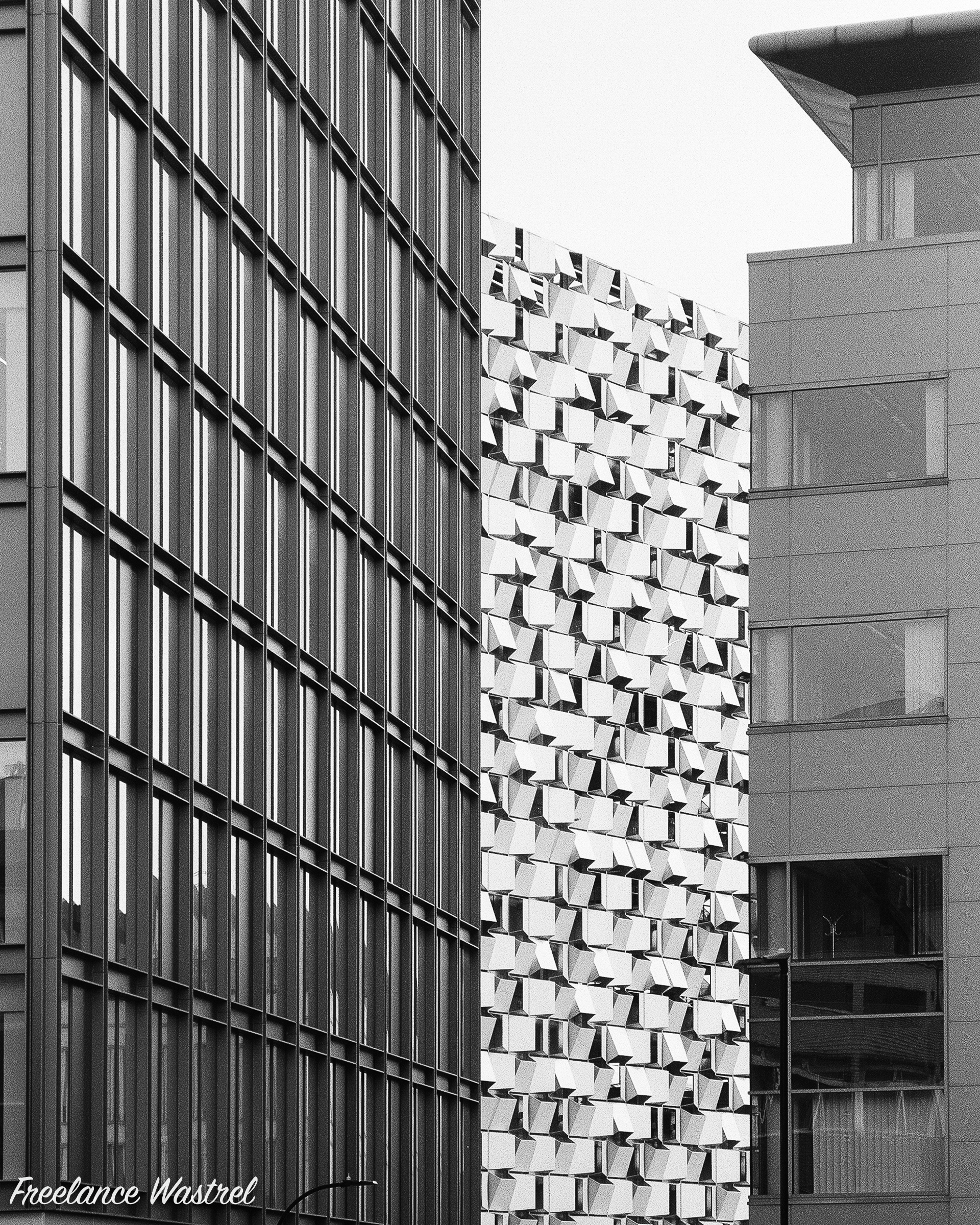 Sheffield's 'Cheese Grater'