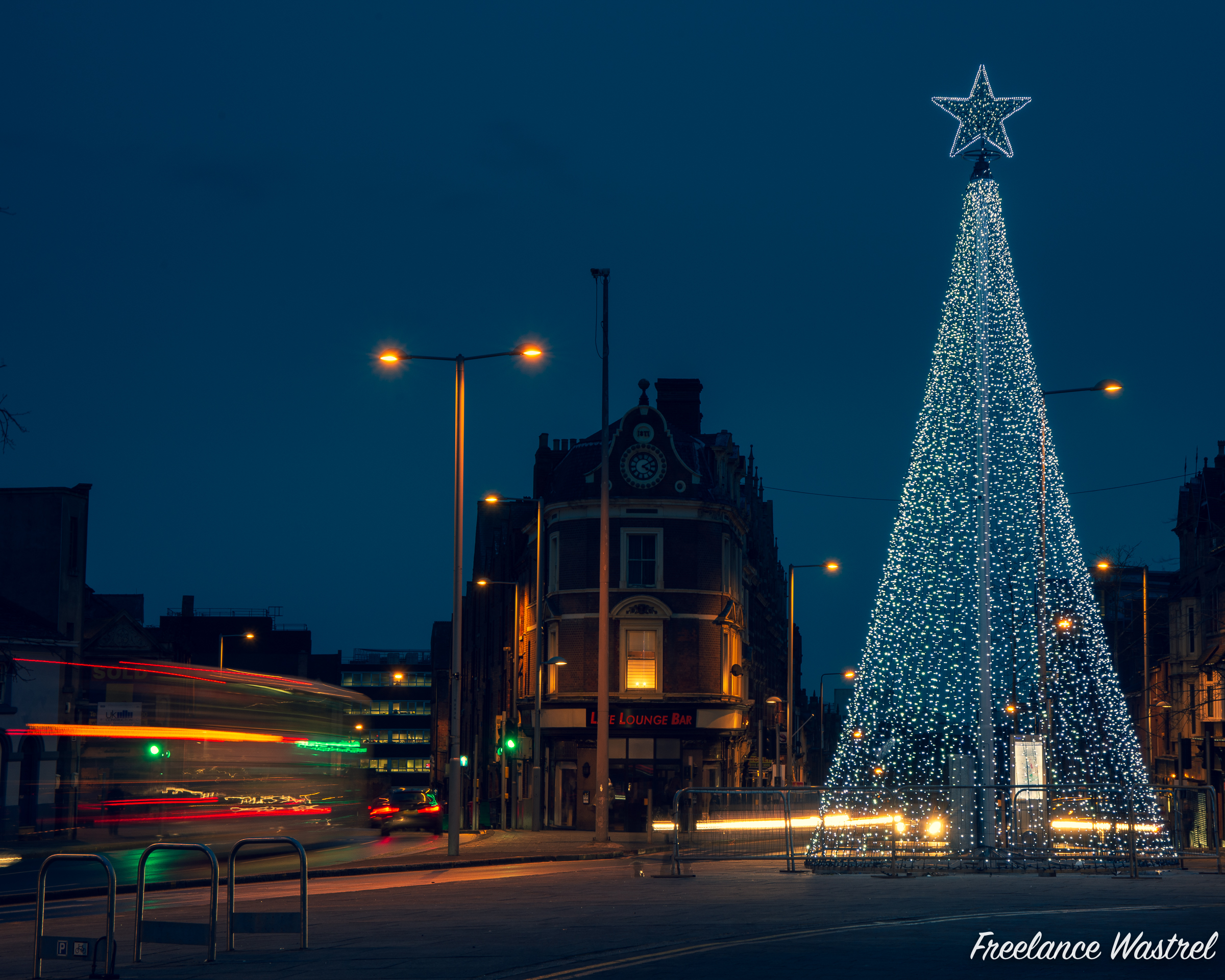 Canning Circus Christmas Tree