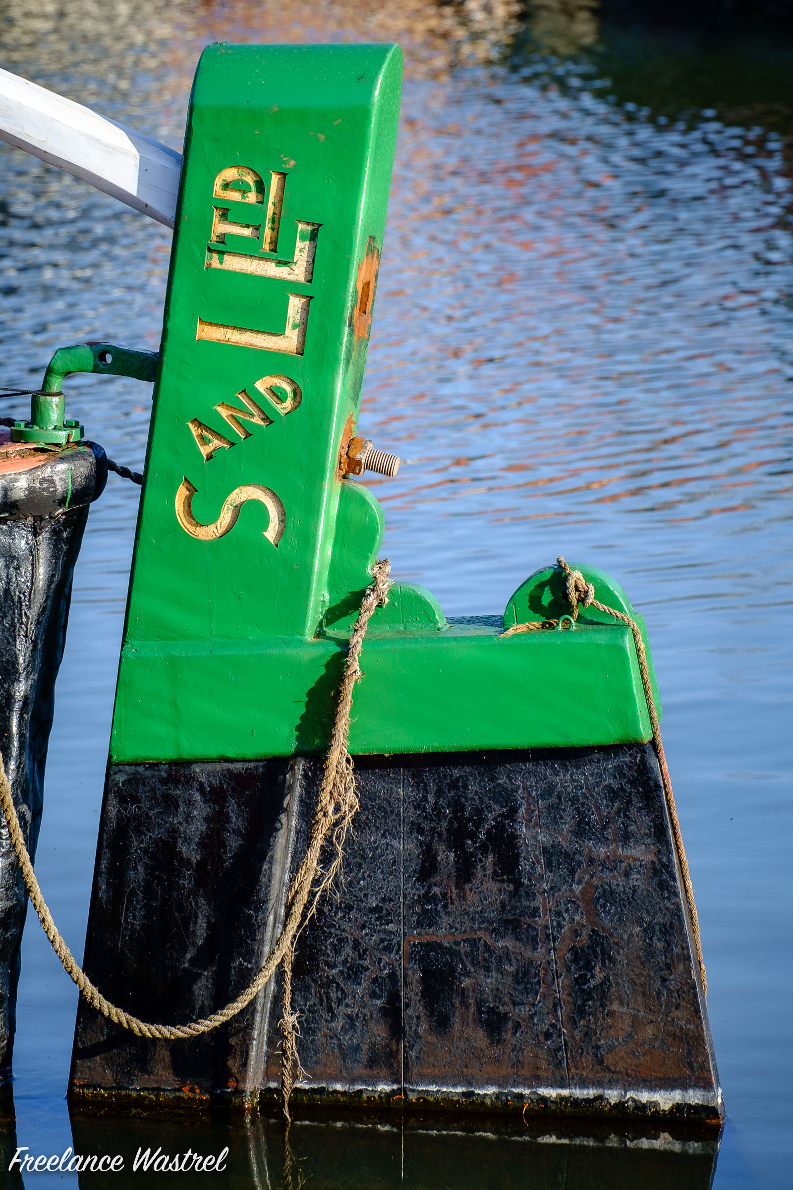 S and L Ltd, Langley Mill Basin