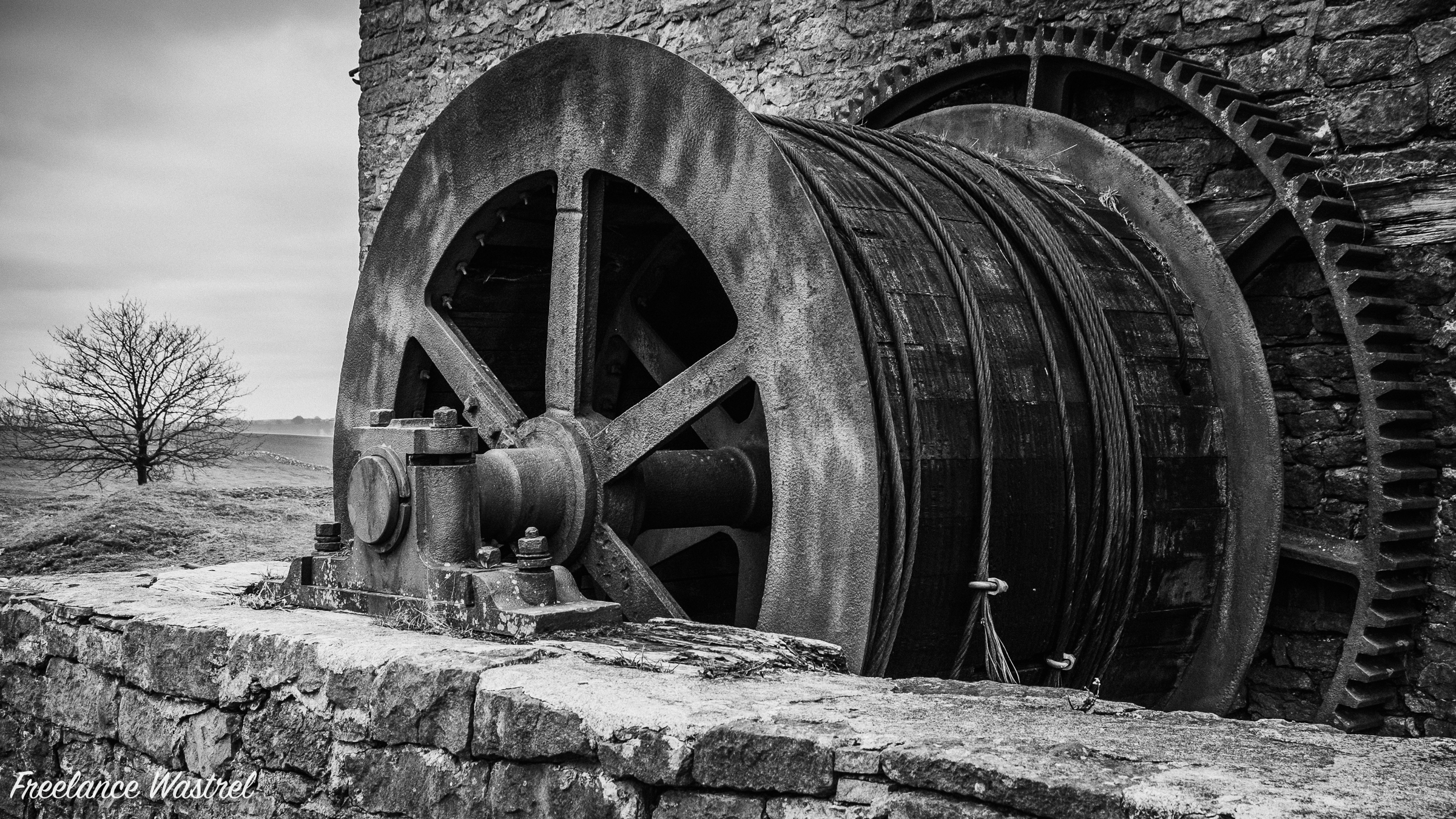 Winding Drum, Magpie Mine