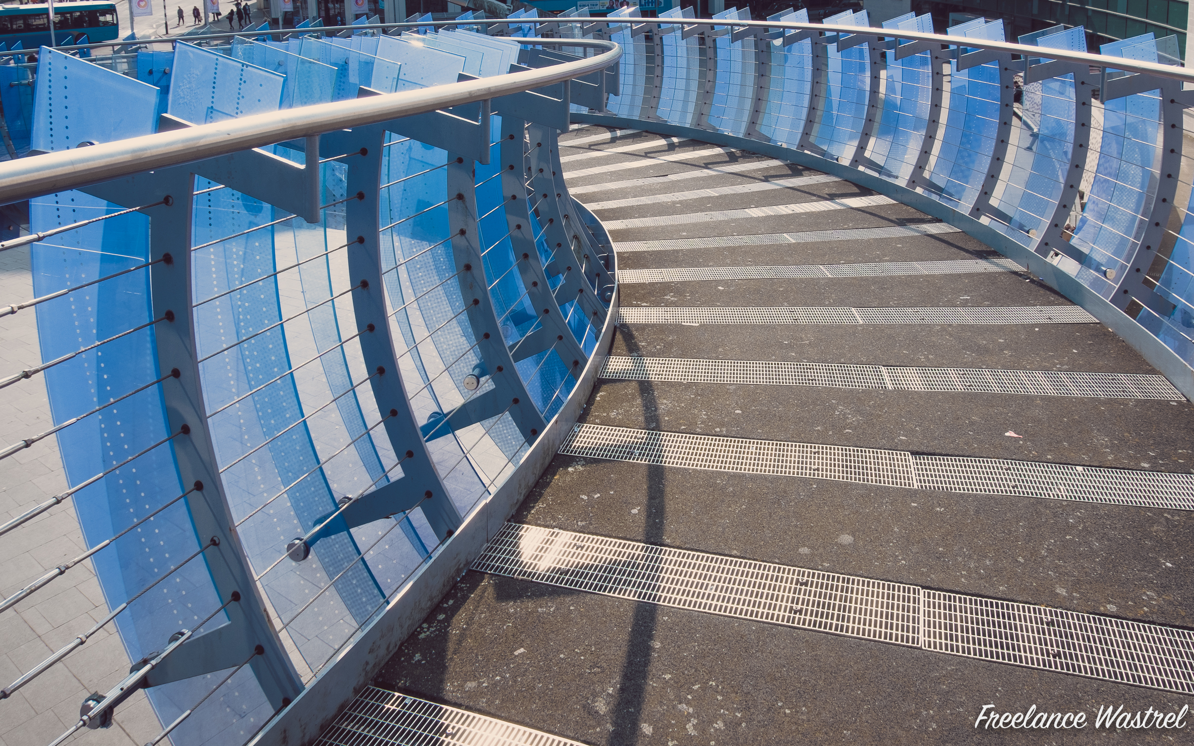 Glass Bridge, Coventry