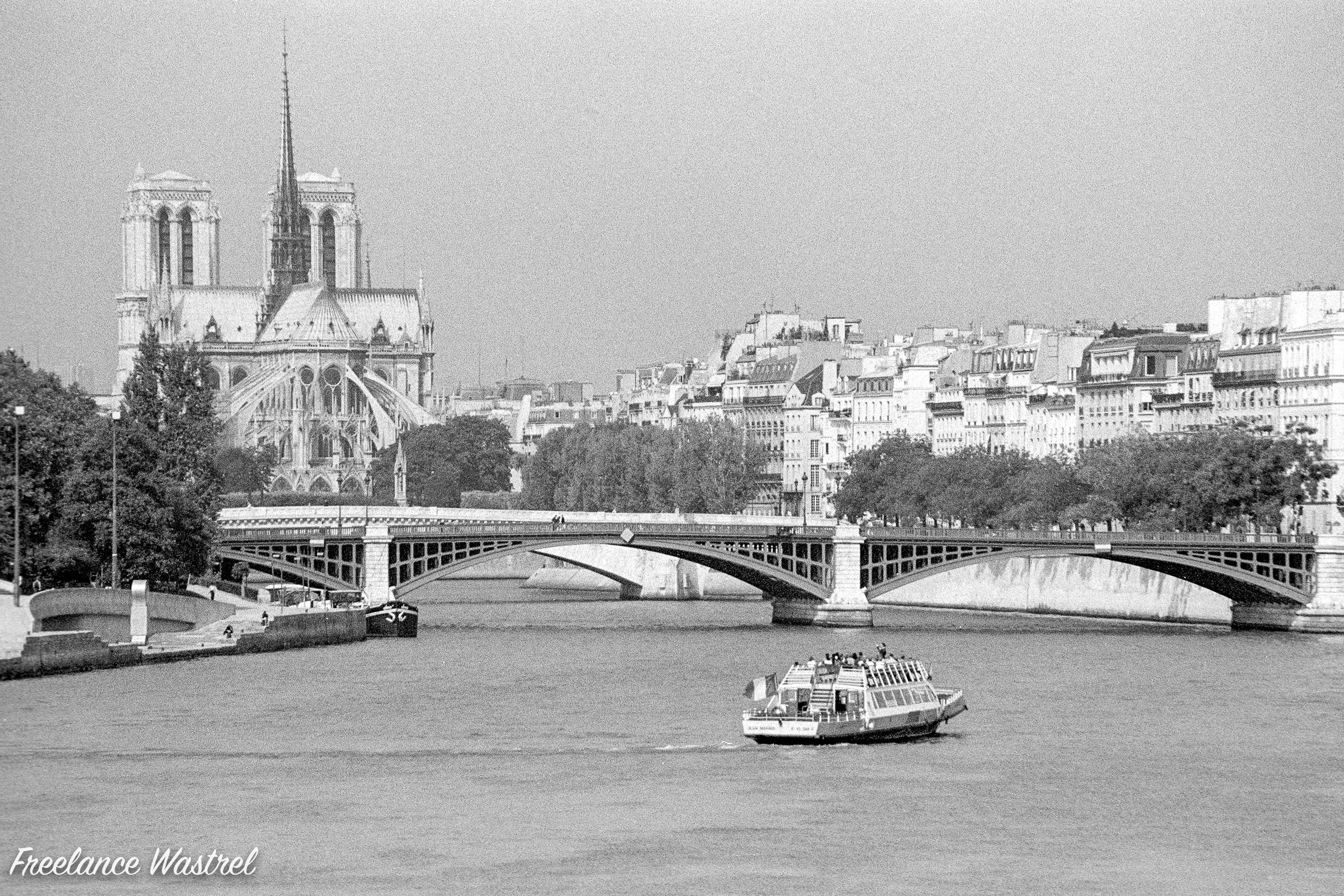 Cathédrale Notre-Dame de Paris, September 2000