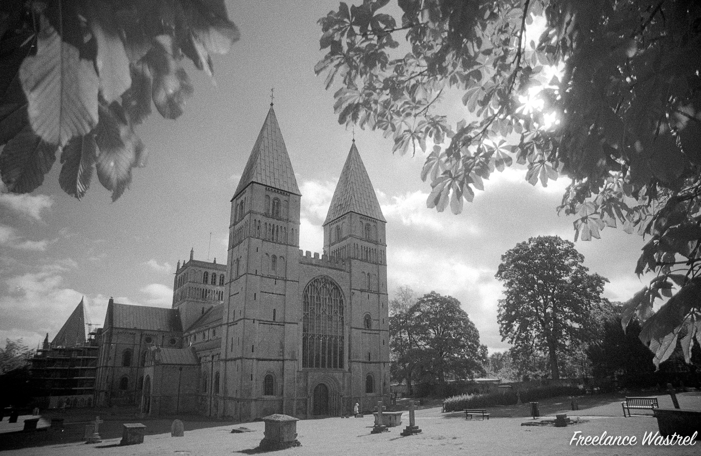 Southwell Minster, October 1997