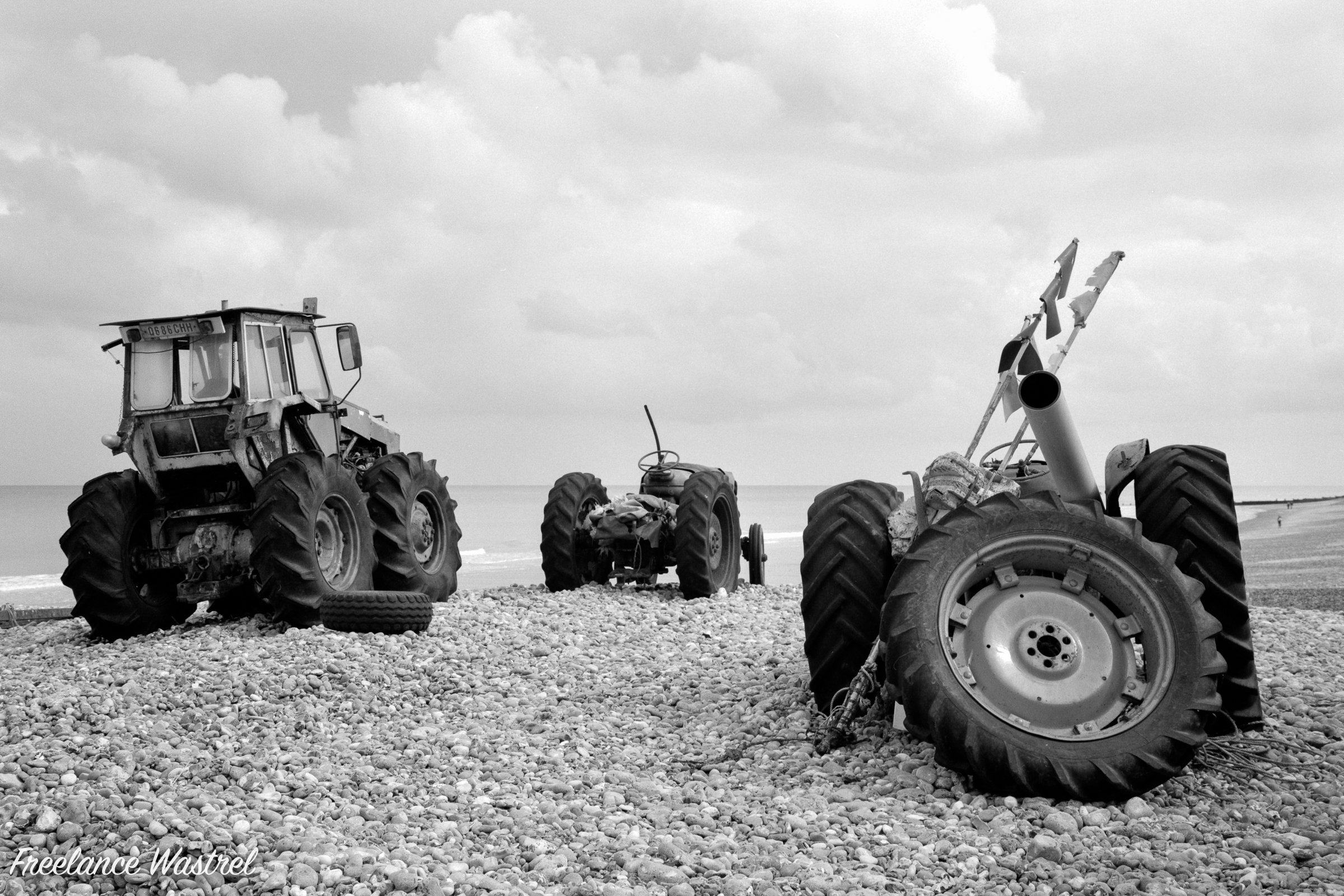 Tractors, Cromer
