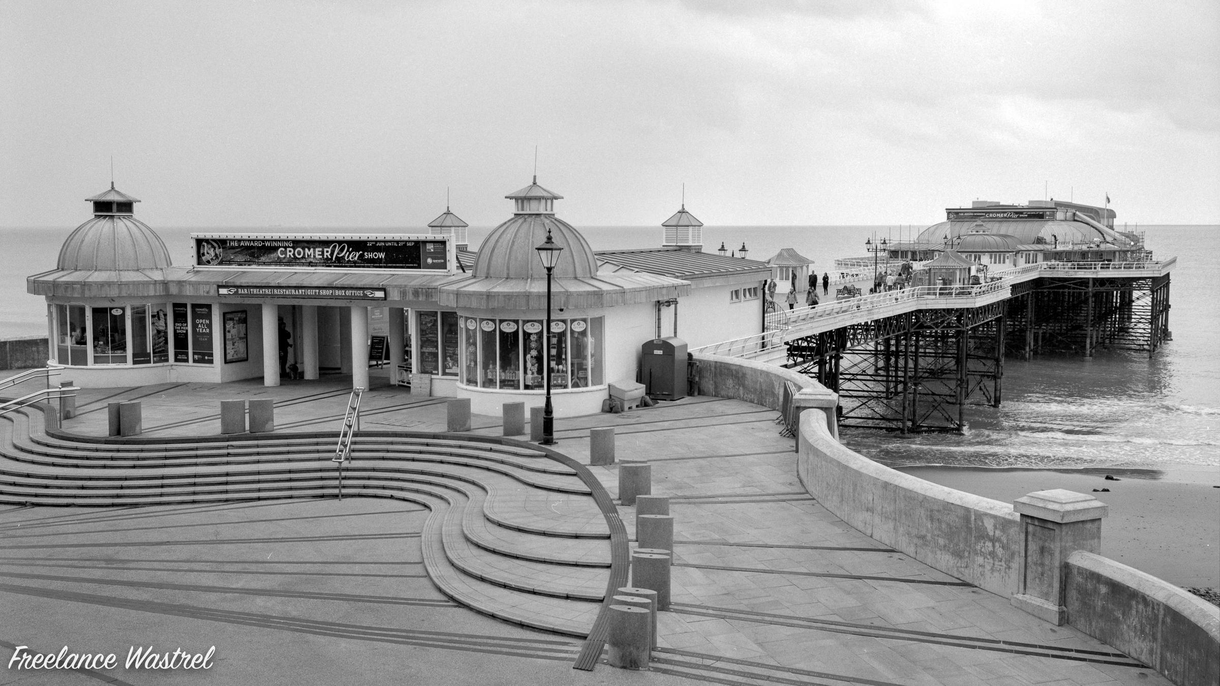 Cromer Pier, September 2019