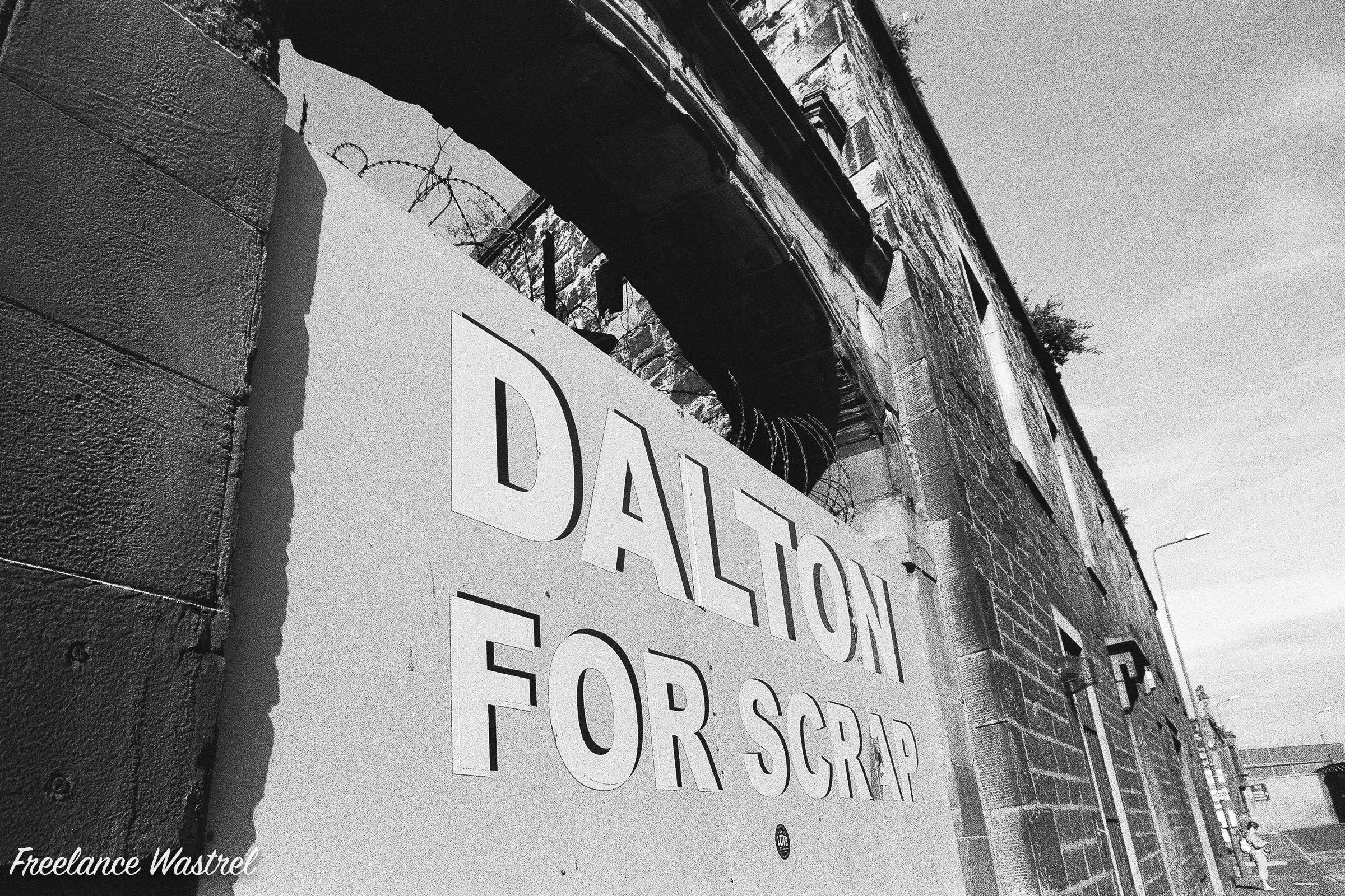 Dalton For Scrap, Leith