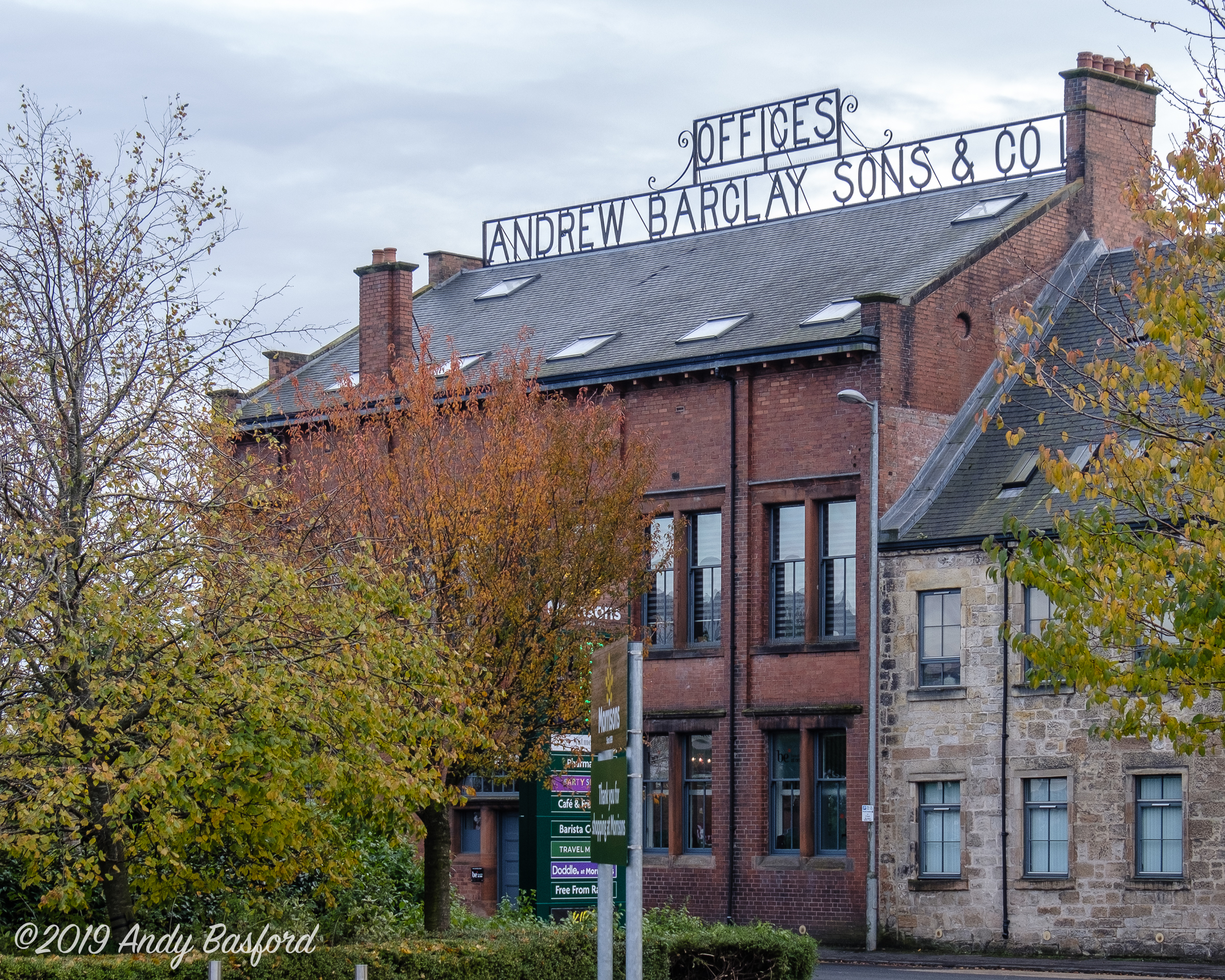 Caledonia Works offices-20191031