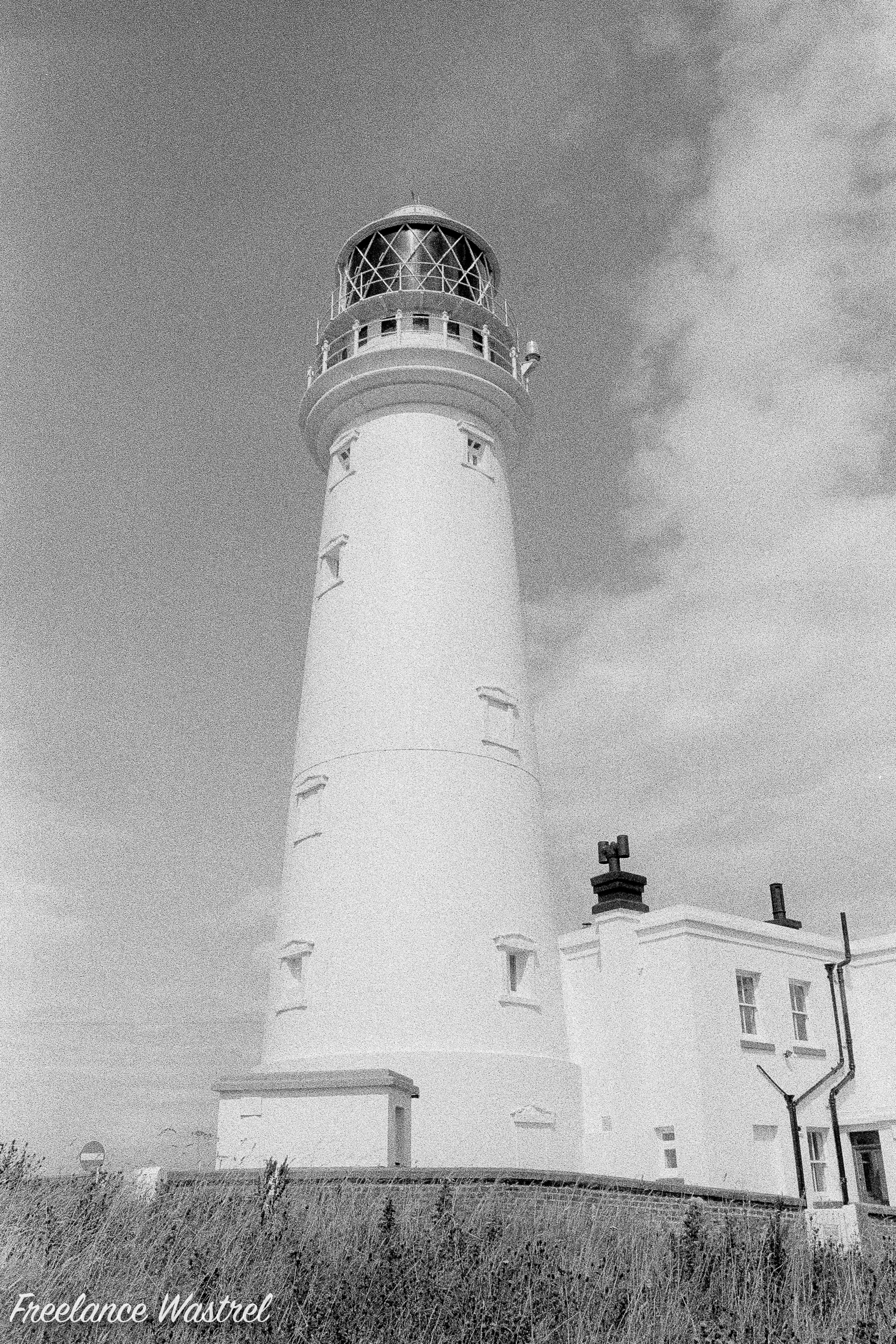 Flamborough Head Lighthouse, August 2019