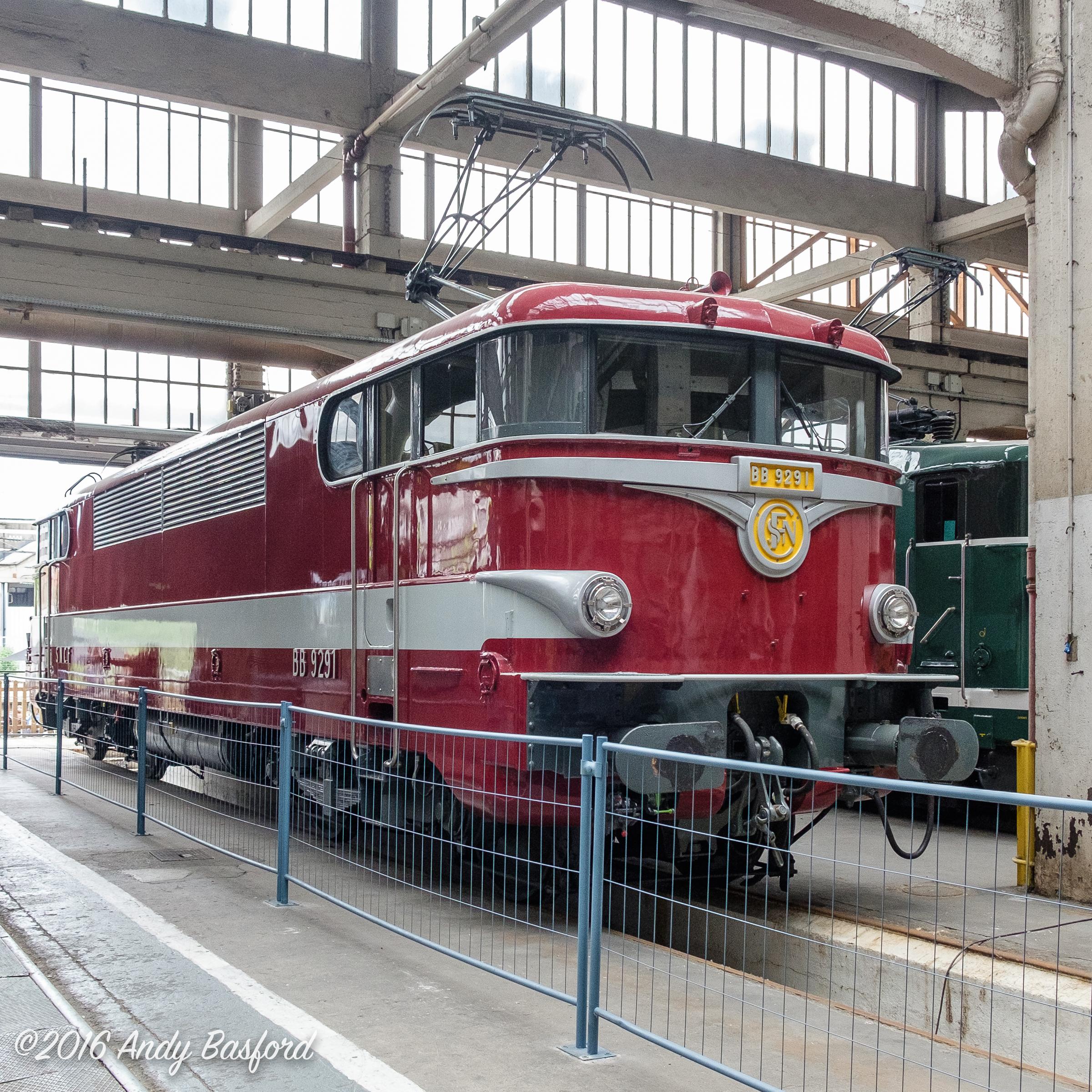 SNCF class BB 9200 9291-20160618c