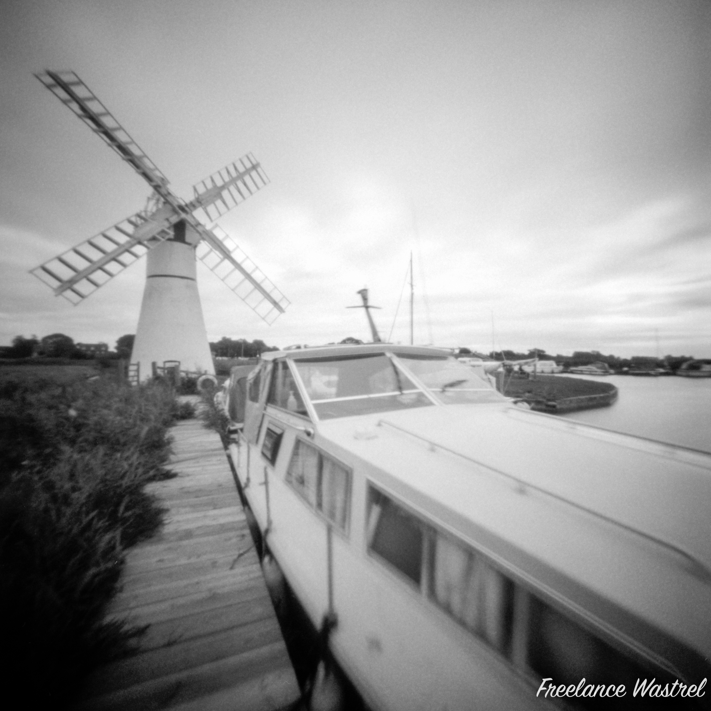 Thurne Windmill, September 2020