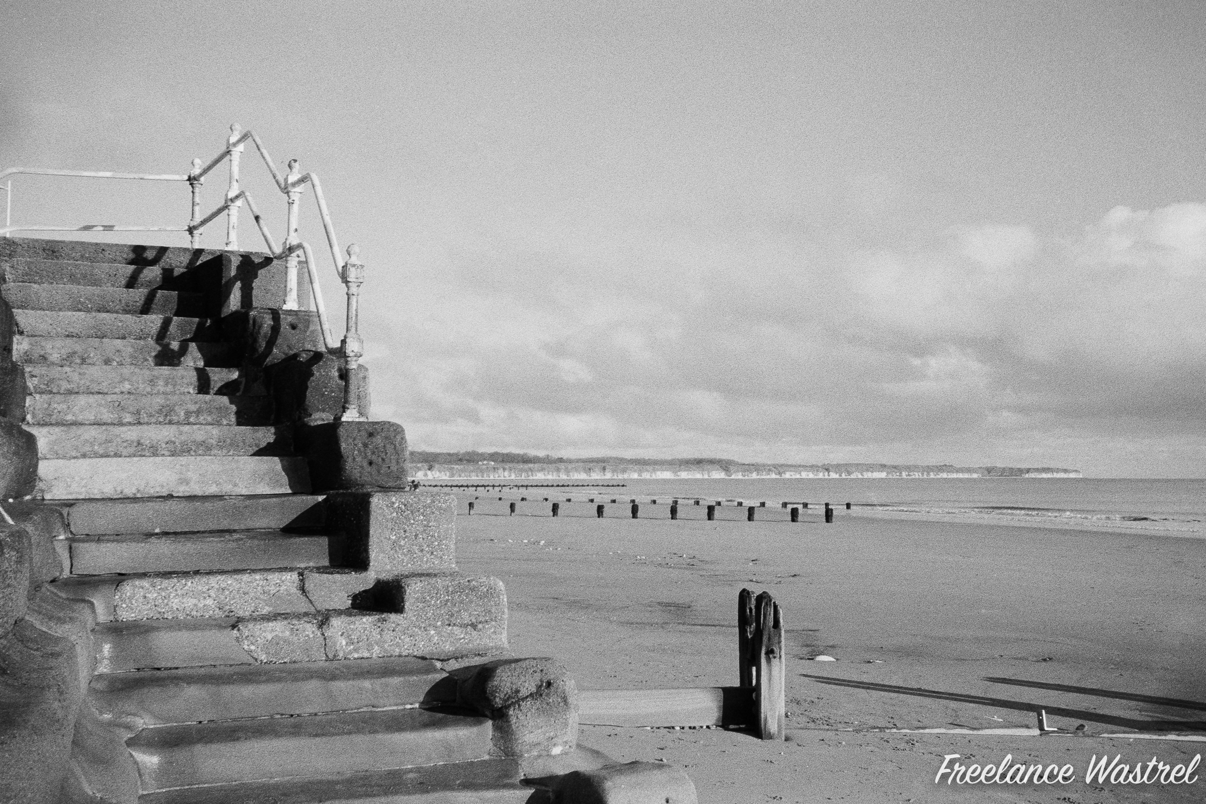'Strop' steps, Bridlington
