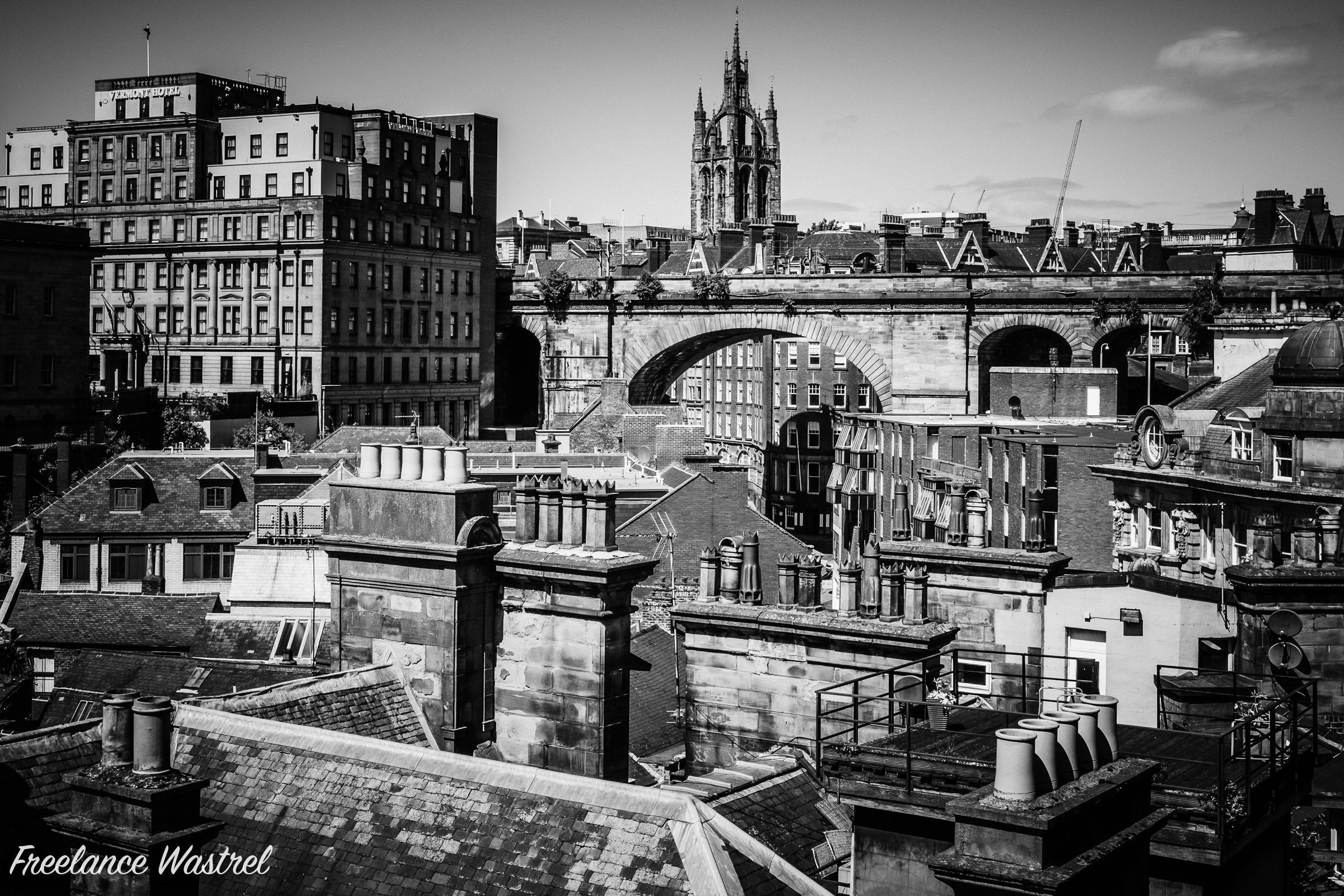 Newcastle upon Tyne, June 2015
