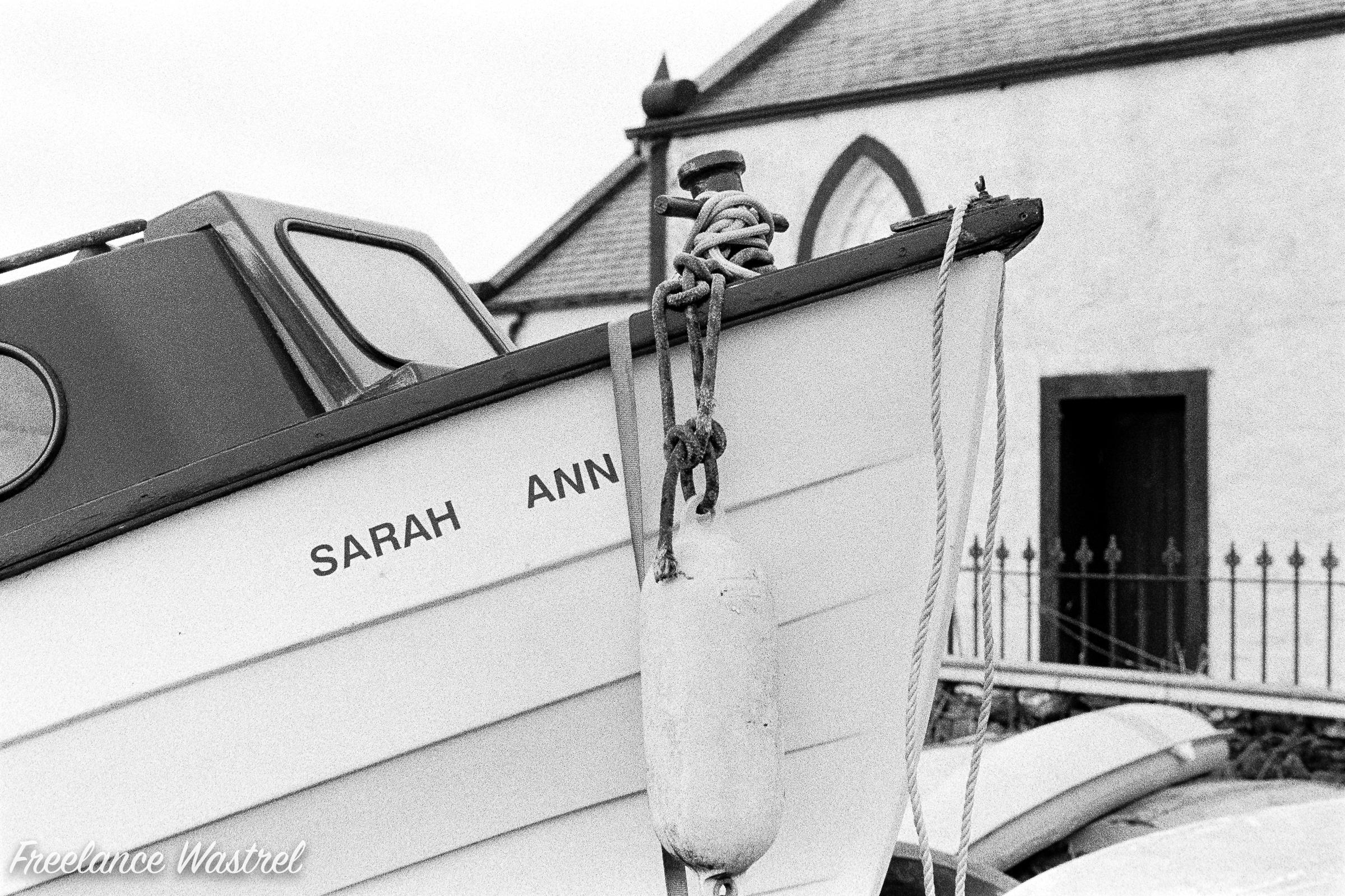 SARAH ANN