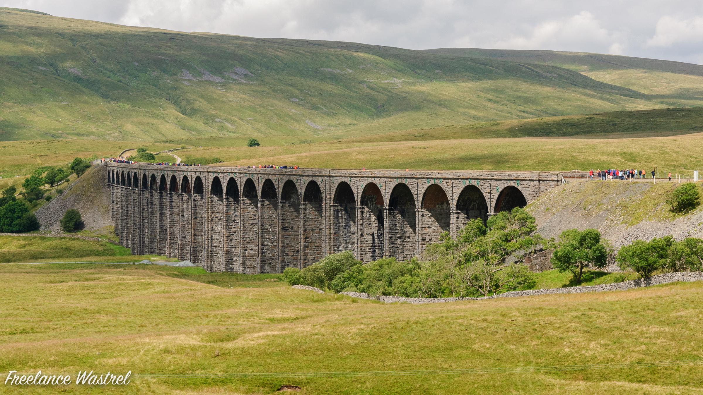 Ribblehead Viaduct, July 2007b