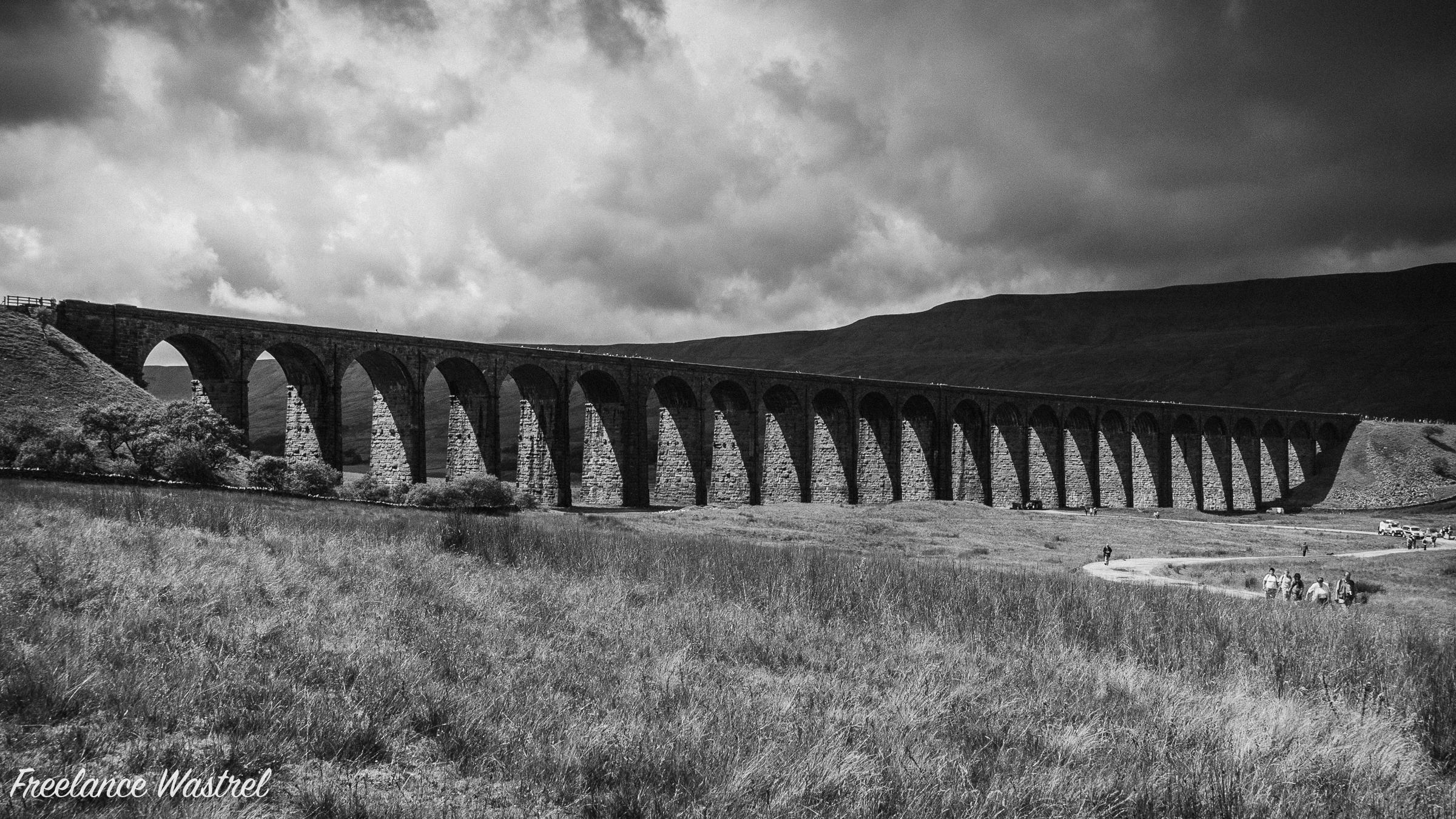 Ribblehead Viaduct, July 2007a