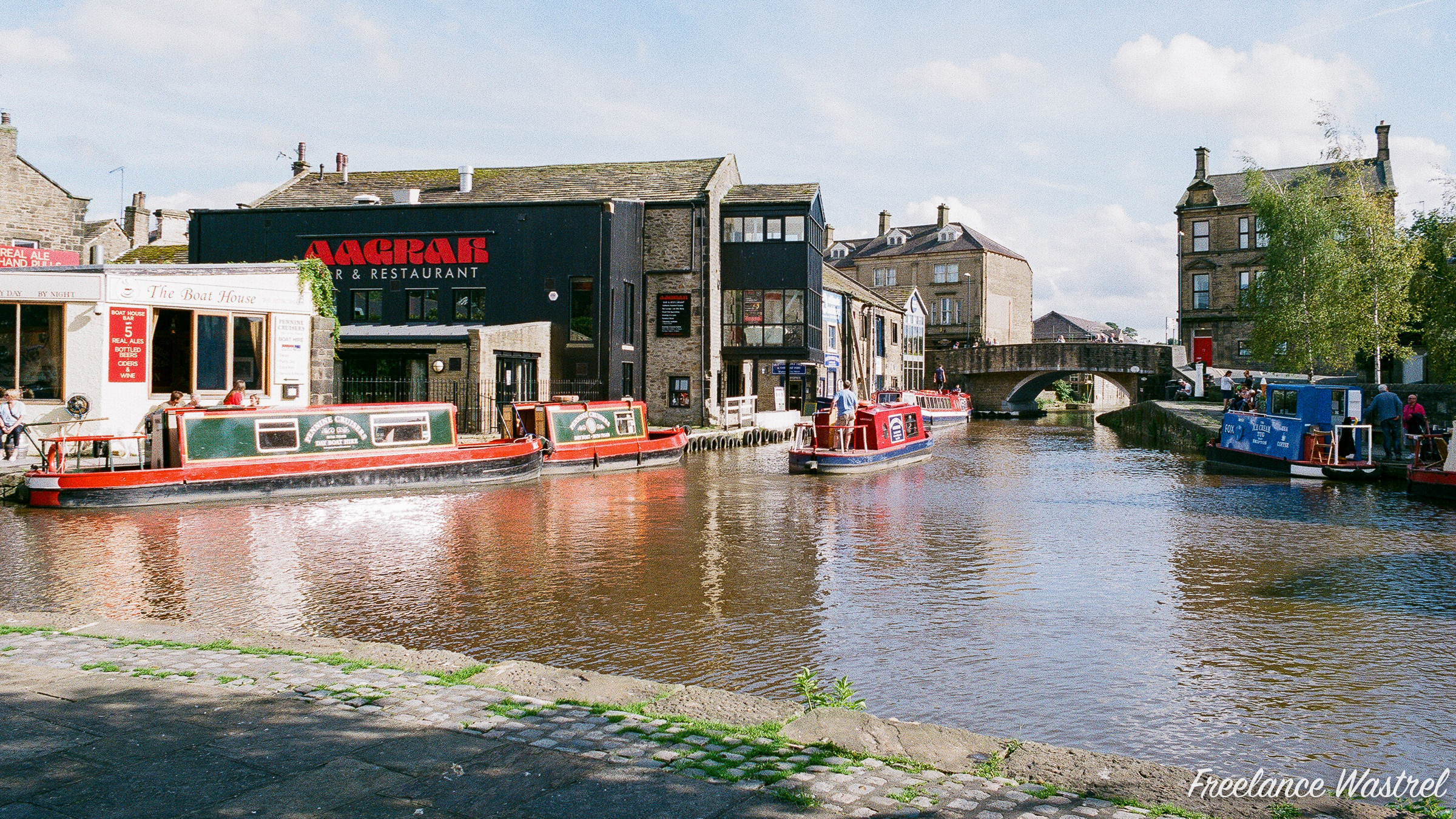 Leeds and Liverpool Canal, Skipton