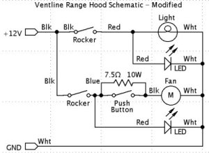 RVNet Open Roads Forum: Tech Issues: Ventline Range Hood