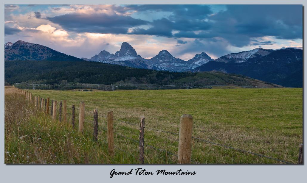 Grand Tetons  from Idaho  Max Lyons Forums
