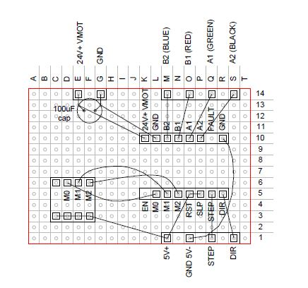 Gecko G540 Wiring Diagram. Cnc Machine Diagram, Db25