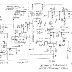 Mass Airflow Receiver Circuit Speakon Connector Wiring Diagram The Other Half Of Zl2bmi Dsb Transceiver