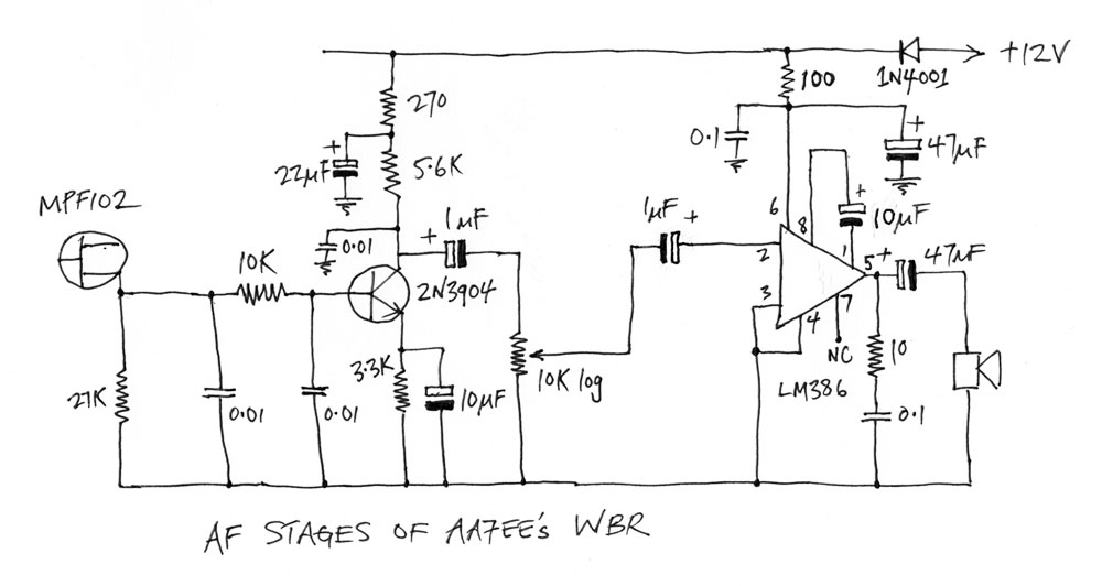 README also Building A Wbr Regen Receiver For The 31m Broadcast Band 2 further Clarence D as well Pollak Connectors Wiring Diagram also Wire Gauge Diagram. on wheatstone bridge receiver