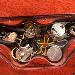 Gibson Sg Pickup Wiring Diagram Atwood Rv Furnace Parts 61 Control Cavity Everythingsg