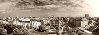 Copenhagen Panorama