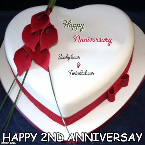 """MEMOIR: 2ND ANNIVERSARY"""" – TWIN FLAMES FOREVER AND A DAY"""