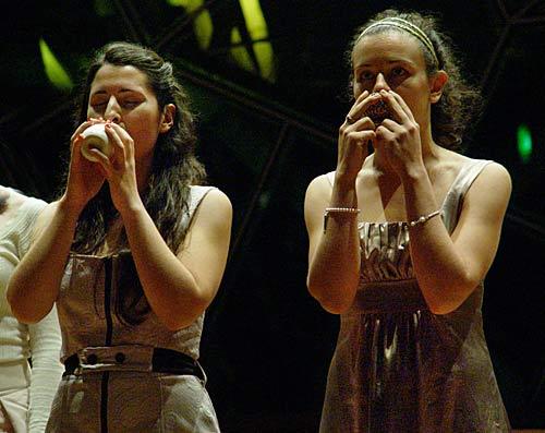Gian Slater singers