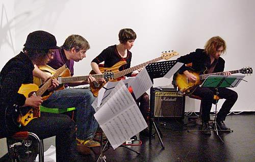John Taylor Guitar Quartet
