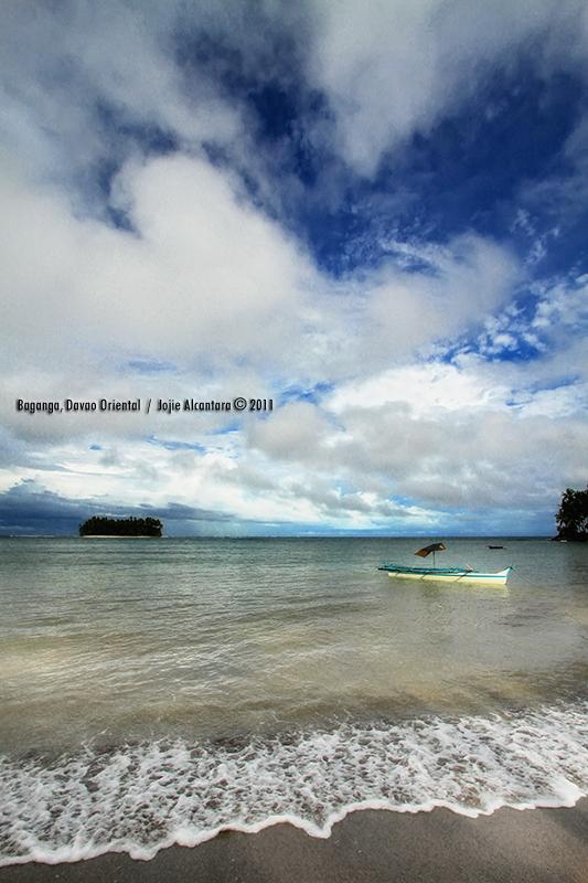 San Victor Island, Baganga, Davao Oriental ©  Jojie Alcantara