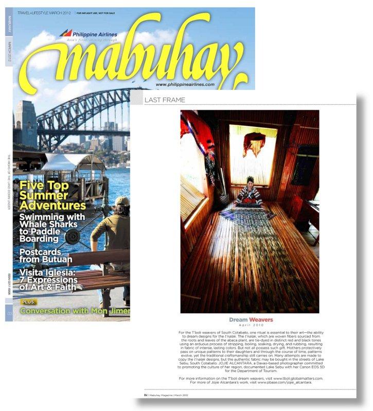 Mabuhay Magazine March 2012