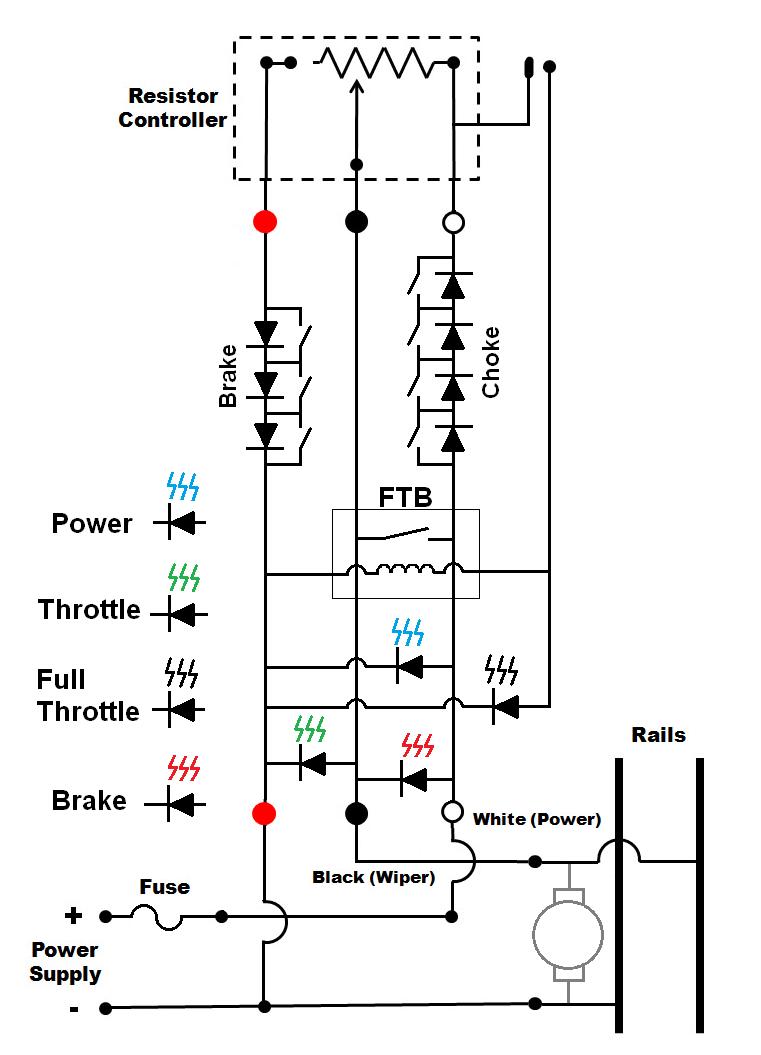 power relay ftb