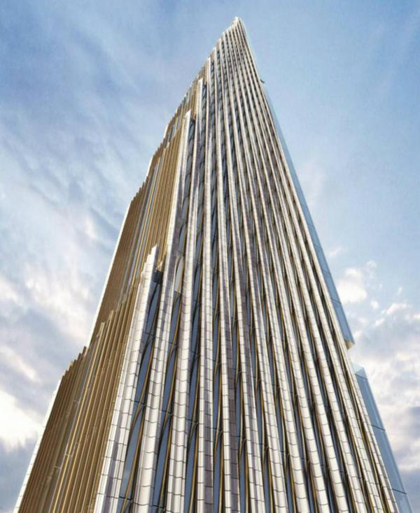 York 111 57th St 1 428 Ft 85 Floors - Skyscraperpage Forum