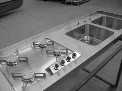 Lavelli cucina angolari su misura  Morbegno