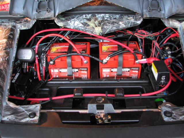 Yamaha Rhino Atv Wiring Diagram Dual Battery Setup Isolator Or Separator Which Is Best