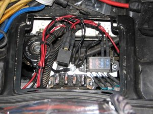 2004 Polaris Sportsman 700 Fuse Box Location : 44 Wiring