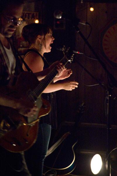 Samantha Martin and the Haggard